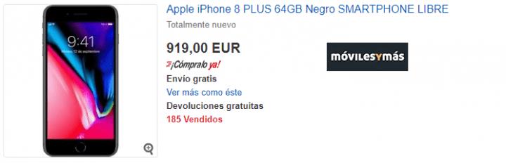 Imagen - Dónde comprar el iPhone 8 Plus
