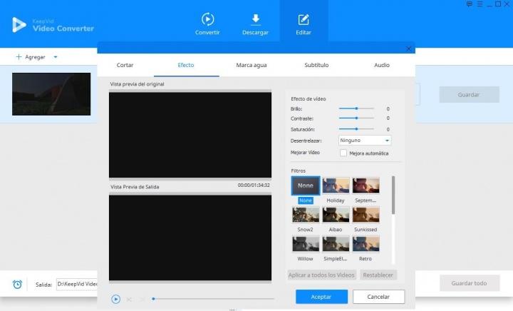 Imagen - Review: KeepVid Video Converter, un conversor y editor de vídeos completo y sencillo