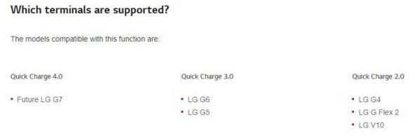 Imagen - LG G7, confirmado el smartphone y su nombre oficial