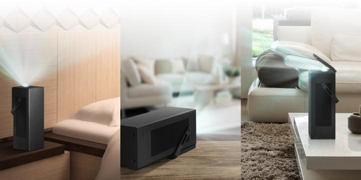 Imagen - LG HU80KA, un proyector 4K compacto que ofrece 150 pulgadas