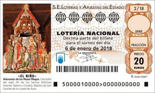 Imagen - Cómo comprobar la lotería del Niño 2018 online