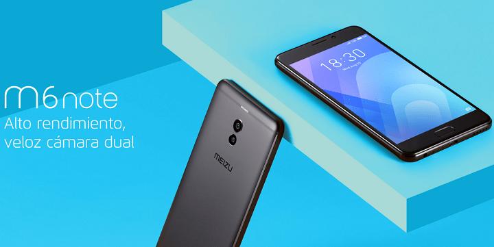Meizu M6 Note llega a España: precio y disponibilidad