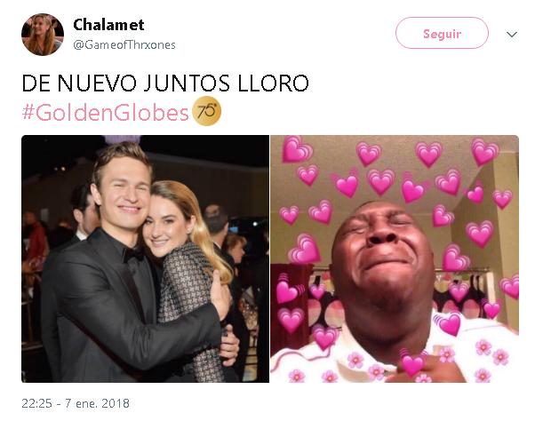 Imagen - Los mejores memes de los Globos de Oro