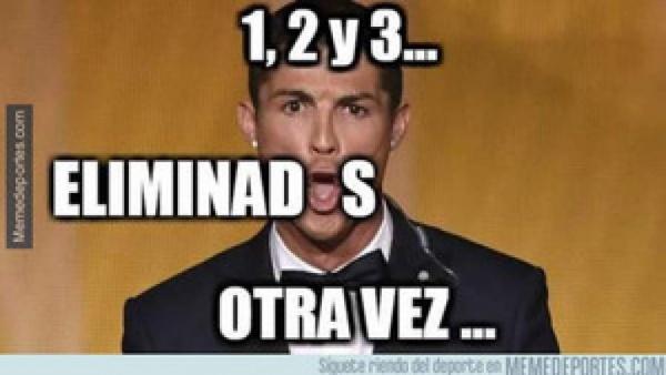 Imagen - Los mejores memes de la eliminación del Real Madrid contra el Leganés