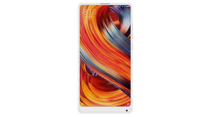Imagen - Xiaomi Mi Mix 2 Edición Limitada en cerámica blanca llega a España