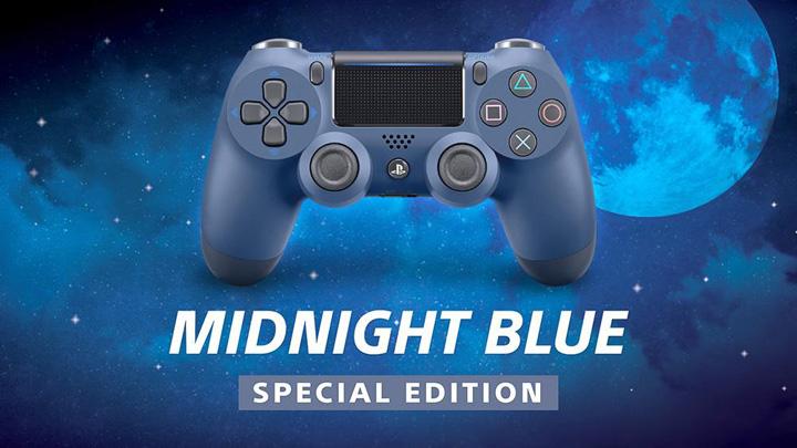 Imagen - DualShock 4 Midnight Blue y Steel Black, las nuevas versiones del mando de PlayStation 4