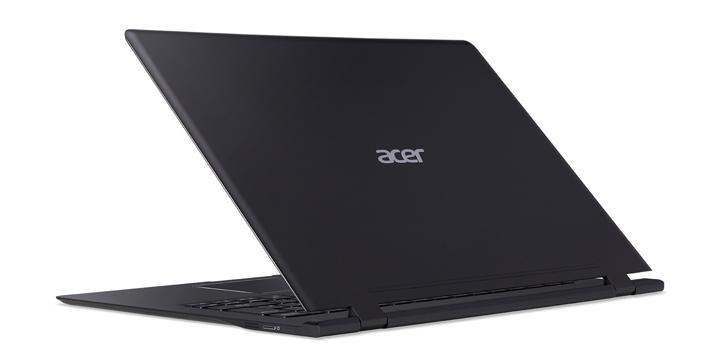Acer Swift 7, el nuevo portátil más delgado del mercado incluye 4G