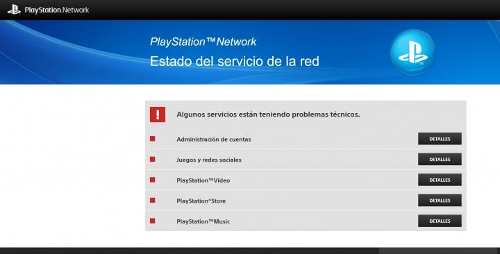 Imagen - PlayStation Network está caída: no se puede jugar online en PlayStation 4