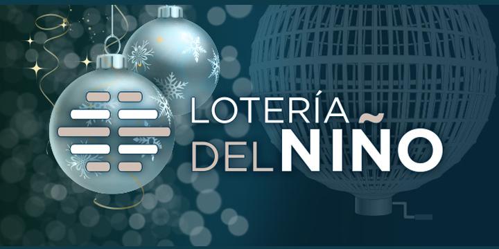 Cómo comprobar la lotería del Niño 2018 online
