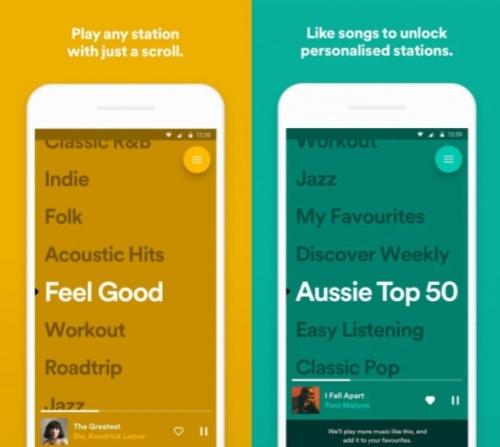 Imagen - Spotify Stations, la app para escuchar listas de Spotify gratis en el móvil