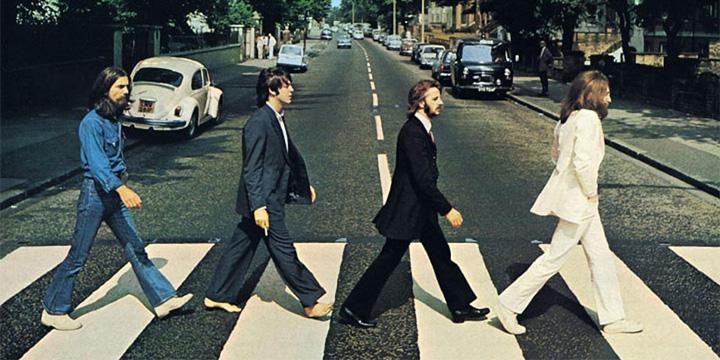 Las canciones de The Beatles más populares en Tinder