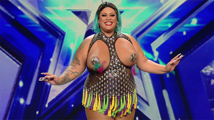 Imagen - Wendi Superstar se vuelve viral en el regreso de Got Talent