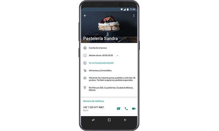 Imagen - WhatsApp Business en Android es oficial, para poner en contacto a empresas y usuarios