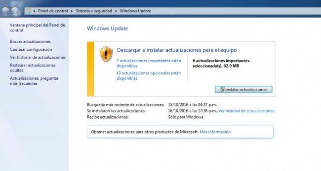 Imagen - Windows 7 se bloquea con el error 0x000000c4 tras la actualización KB4056894