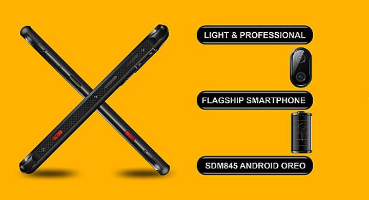 Imagen - AGM X3, un potente y resistente smartphone para aventuras extremas