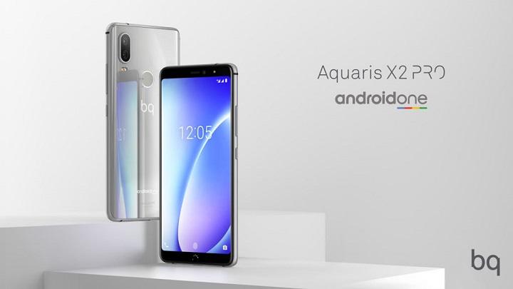 Imagen - Aquaris X2 y Aquaris X2 Pro, los nuevos smartphones de BQ serán Android One