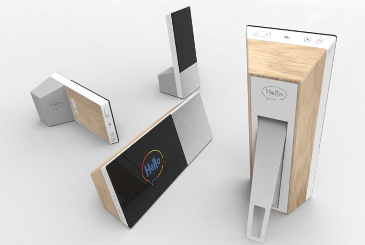 Imagen - Archos Hello, el altavoz inteligente con pantalla integrada