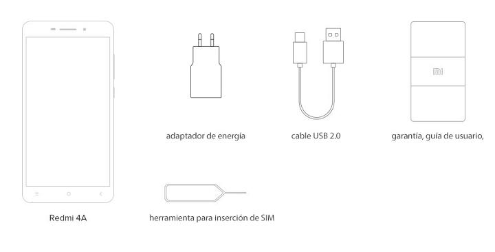 Imagen - 5 móviles Xiaomi con cargador europeo