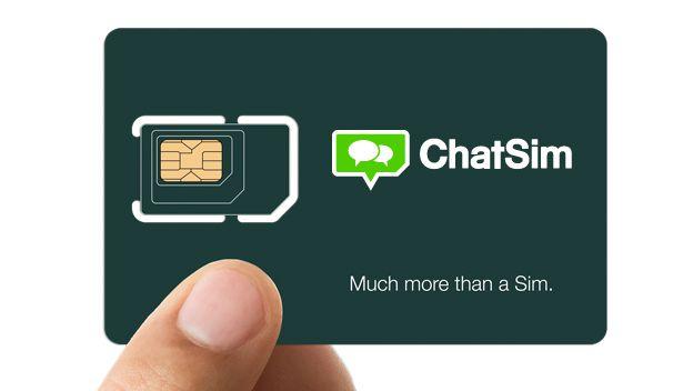 Imagen - Chatsim 2 ofrece WhatsApp gratis en roaming, incluyendo fotos y vídeos