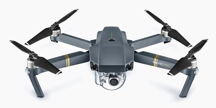 Imagen - Oferta: DJI Mavic Pro, un drone para grabar vídeo 4K profesional