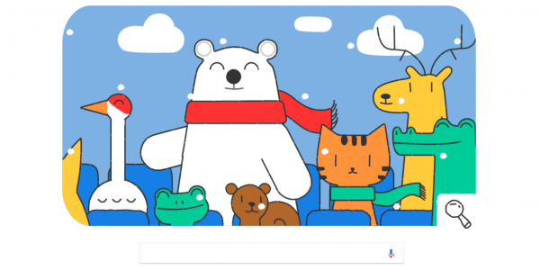 Imagen - Google dedica un Doodle a los Juegos Olímpicos de Invierno 2018