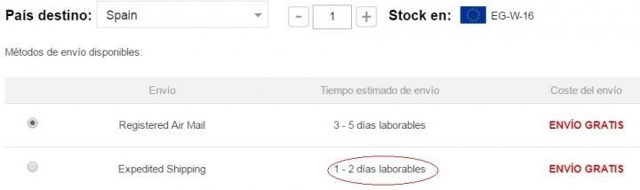 Imagen - Oferta: compra móviles Xiaomi de gran calidad-precio en Gearbest con entrega en 48 horas