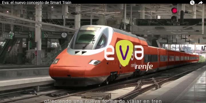 EVA, el AVE low cost con WiFi y más que solo se podrá comprar online