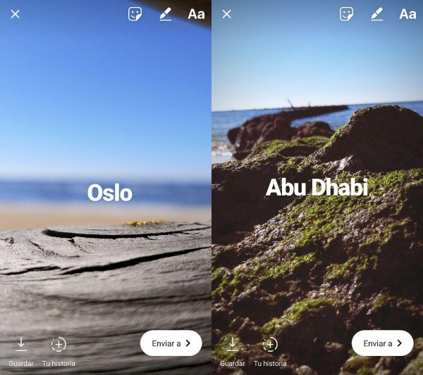 Imagen - Los filtros de Instagram Stories ahora tienen nombre