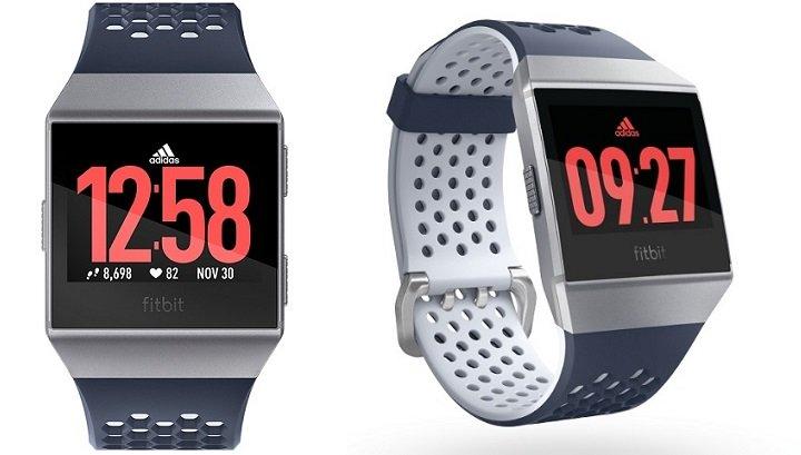 Fitbit Ionic: Edición Adidas, la versión con correa deportiva especial y Adidas Train