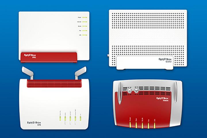 Imagen - FRITZ!Box 7583 y 6591 Cable, los nuevos routers avanzados llegarán en el MWC 2018