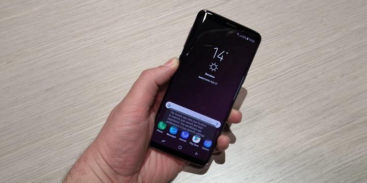 Oferta: Samsung Galaxy S9 Plus por solo 760 euros en eBay