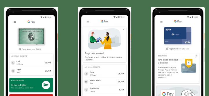 Imagen - Google Pay llega a España: conoce las novedades