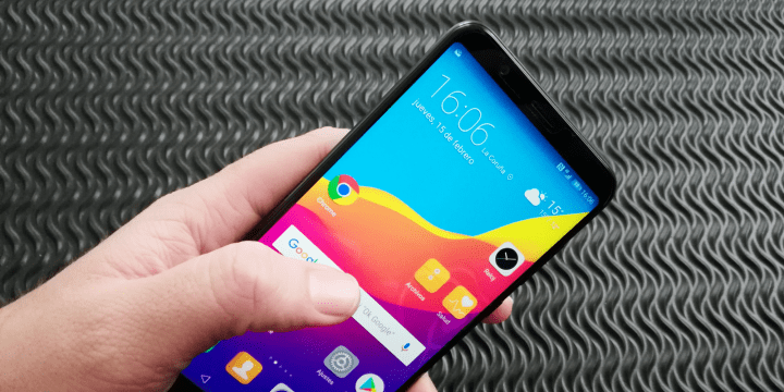 Imagen - Review: Honor View 10, un smartphone de gama alta a un precio sorprendente