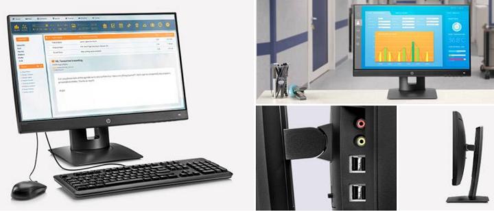Imagen - HP t310 G2 All-in-One, el primer Zero Client con pantalla sin biseles