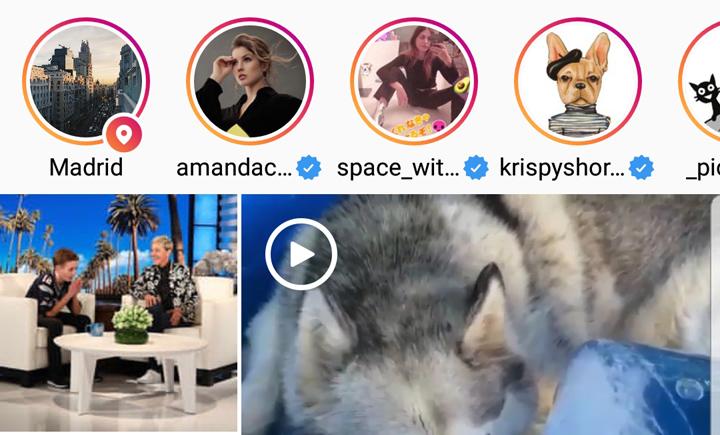 Imagen - Cómo evitar que Instagram Stories notifique si haces una captura