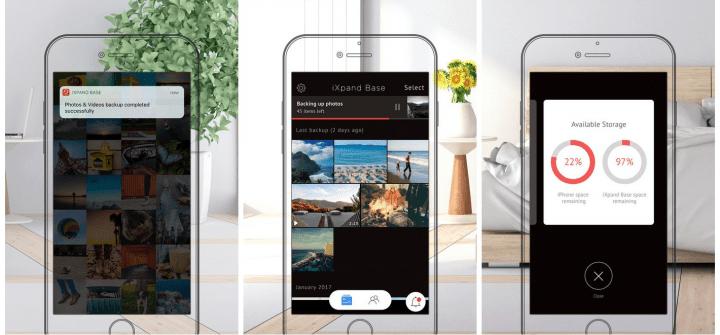 Imagen - Review: SanDisk iXpand Base, copias de seguridad de iPhone mientras se carga