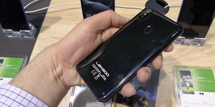"""Imagen - Leagoo S9 y S9 Pro, los primeros teléfonos Android con """"notch"""" son oficiales"""
