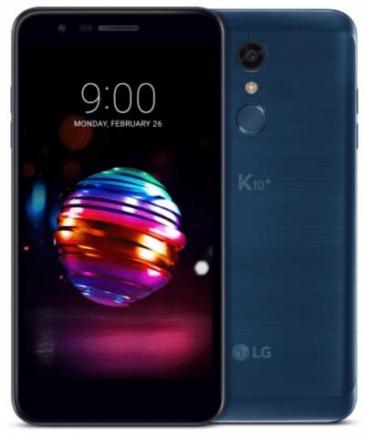 Imagen - LG K8 y K10 de 2018 ya son oficiales: conoce sus especificaciones