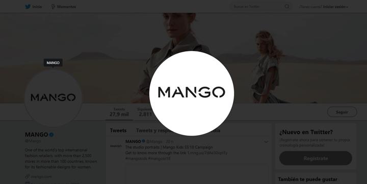 Los probadores de ropa digitales llegarán a Mango gracias a Vodafone