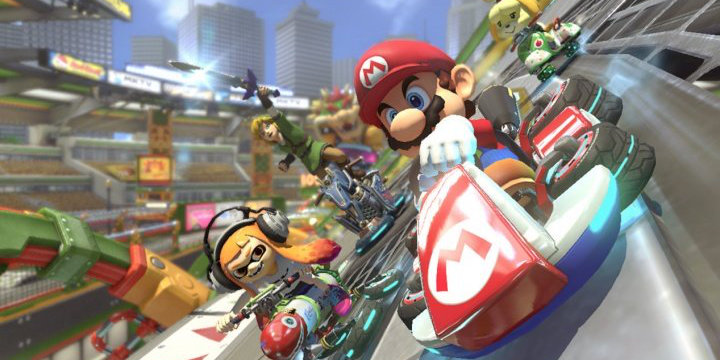 Mario Kart Tour llegará a Android y iPhone