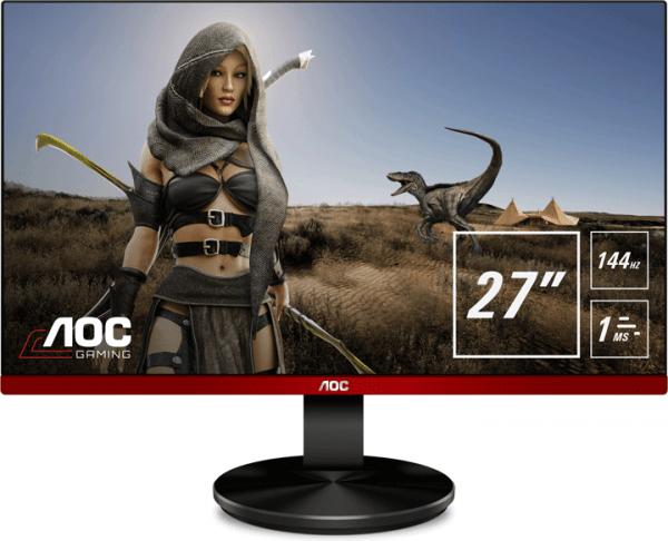 Imagen - AOC G90, los nuevos monitores gaming con FreeSync a 144 Hz y sin marcos