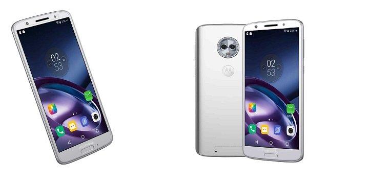 Imagen - Moto G6, Moto G6 Plus y Moto G6 Play filtrados, conoce los detalles