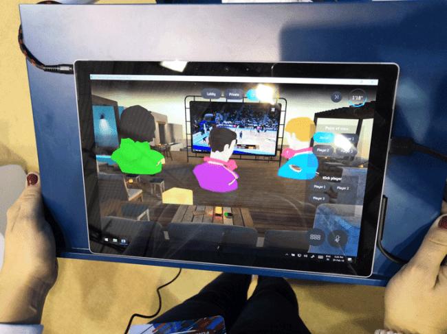 Imagen - TV Virtual Experience, la televisión de Movistar+ en realidad virtual para compartir