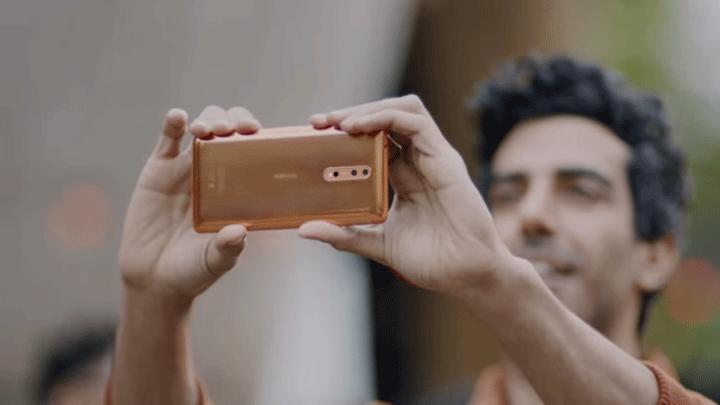 Imagen - Nokia 8 Sirocco y Nokia 7 Plus, los nuevos smartphones presentados en el MWC 2018