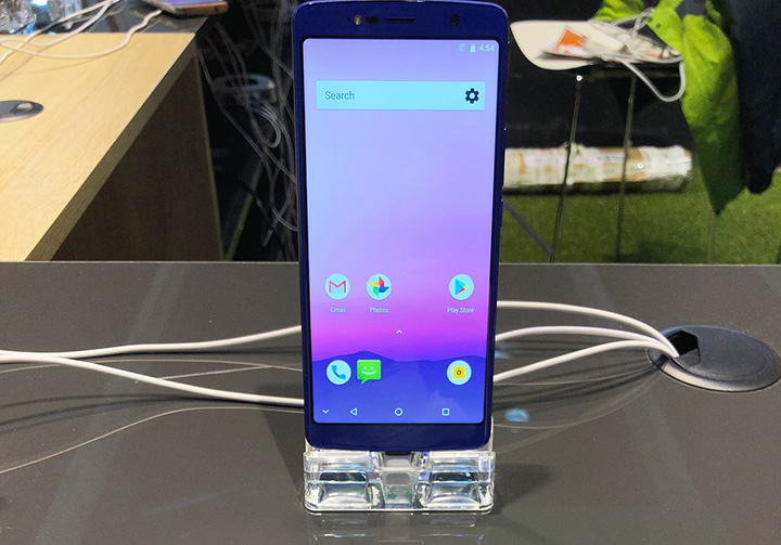 Imagen - Leagoo Power 5, el smartphone con batería de 7.000 mAh