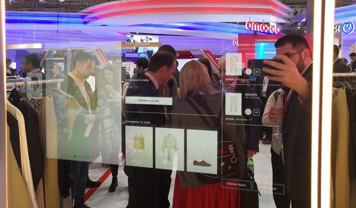 Imagen - Vodafone lleva Internet a los objetos cotidianos: cafeteras, probadores y cascos de obra