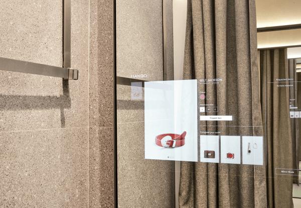 Imagen - Los probadores de ropa digitales llegarán a Mango gracias a Vodafone