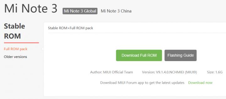 Imagen - Cómo actualizar la ROM MIUI de tu teléfono Xiaomi