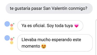Imagen - 11 preguntas que puedes hacer a tu móvil con Assistant en San Valentín