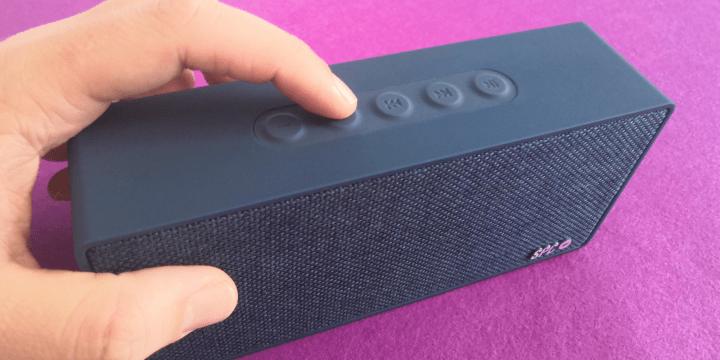 Imagen - Review: SPC Bang Speaker, un altavoz Bluetooth con sonido potente y un diseño atractivo